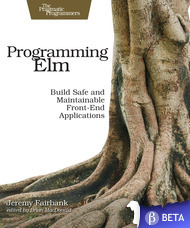 Programming Elm Beta Cover